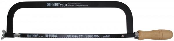 Metallsägebogen, incl. 300 mm Sägeblatt