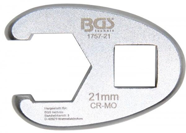 21 mm Hahnenfuss-Schlüssel