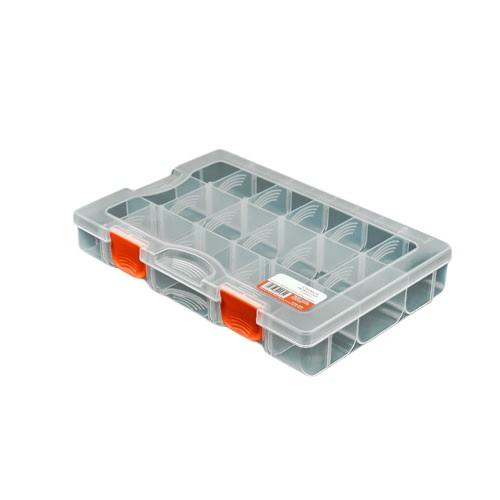 Kleinteile Sortimentsbox / Kiste mit 17 Fächern
