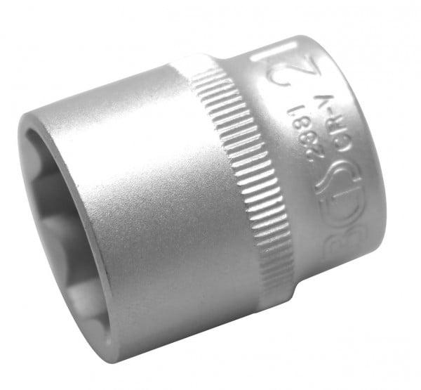 """Steckschlüssel-Einsatz, 3/8"""", Super Lock, 21 mm"""