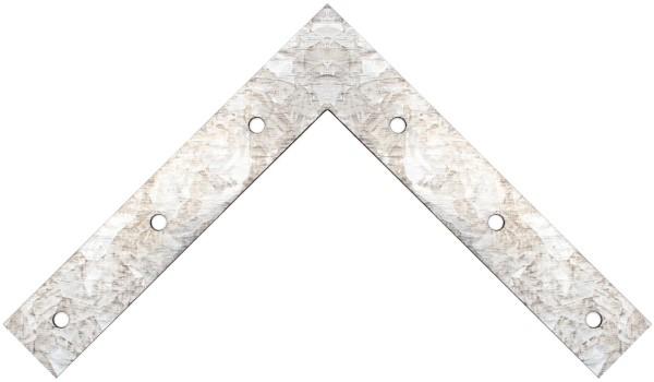 L-Winkel, 150 x 150 x 25 x 2 mm, 2er-Set