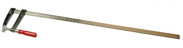 Schraubzwinge, einfache Ausführung, 120x800 mm