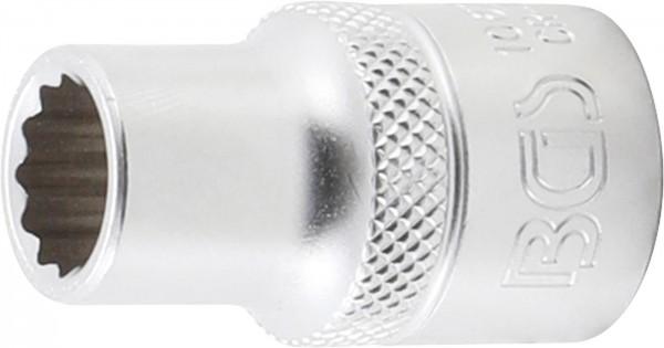 Steckschlüssel-Einsatz 12-kant, 12,5 (1/2), 11 mm