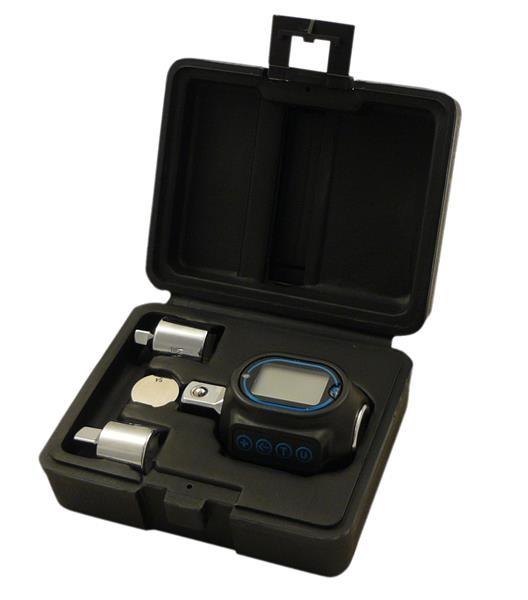 Digitaler Drehmoment Adapter 1/4 - 3/8 - 1/2 Zoll
