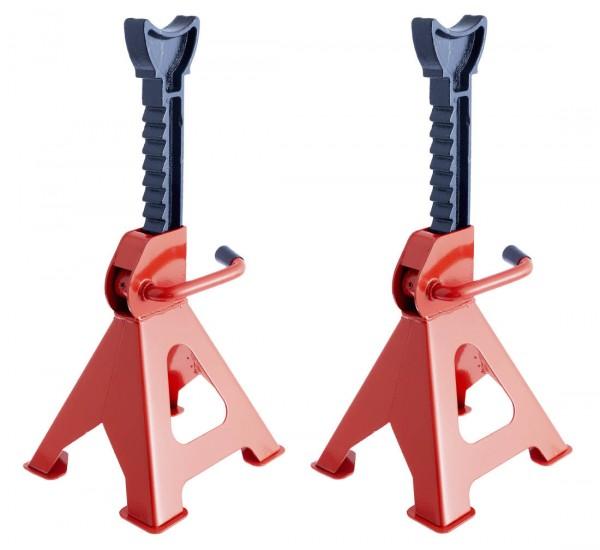 1 Paar Unterstellböcke, 3 to/Paar, 300-435 mm