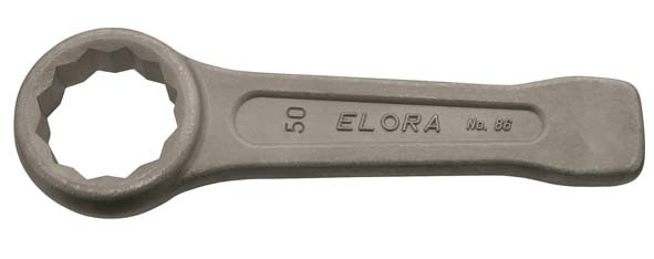 Schwere Schlagringschlüssel, ELORA-86-34 mm