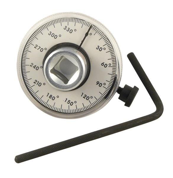 Winkelmesser Drehwinkel Messgerät 360º für Drehmomentschlüssel