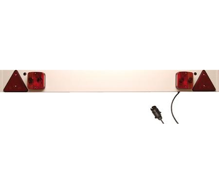 Anhänger-Rücklichtleiste, 137 cm